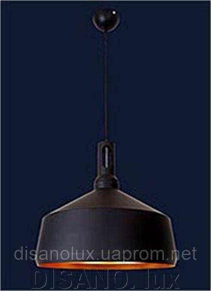 Cветильник подвесной 7526832-1 BK Е27 360*300мм
