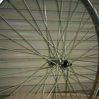 """Велосипедное колесо 28"""" усиленное переднее"""
