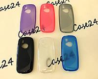 Силиконовый чехол Duotone для Nokia 3310 (2017) (6 цветов)