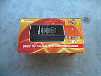 Блок питания для светодиодной ленты LB005 12v 30w