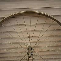 """Велосипедное колесо 24""""(37х533) переднее"""