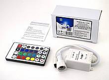 RGB контролер з IR пультом max 72w Feron LD28