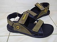 Мужские кожаные сандалии merrell