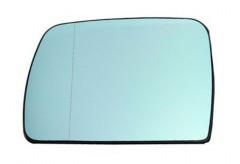 Вкладиш зеркала  BMW X5 E53/бмв х5 е53 ліве