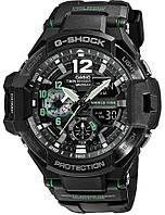 Мужские часы Casio G-SHOCK GA-1100-1A3 Касио противоударные японские кварцевые