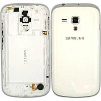 Корпус для Samsung S7562 Galaxy S Duos (White) Original