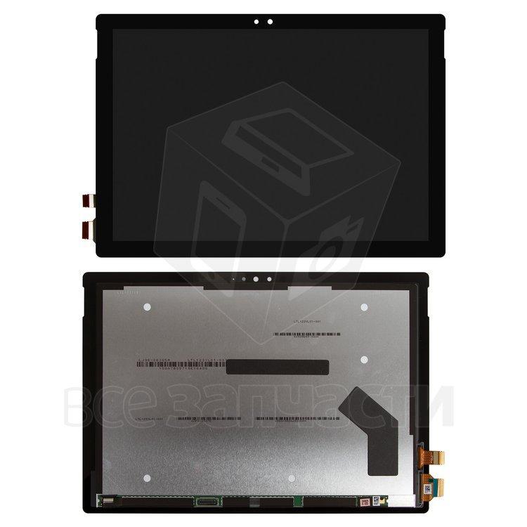 Дисплейный модуль Microsoft Surface Pro 4, черный (версия Wi-Fi)