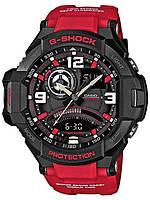 Мужские часы Casio G-SHOCK GA-1000-4BER Касио противоударные японские кварцевые
