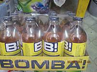 "Энергетический напиток ""Бомба "" Производство - Венгрия.Объем-250мл."