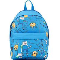 Рюкзак / Ранец / Портфель школьный Kite 1001 Adventure Time