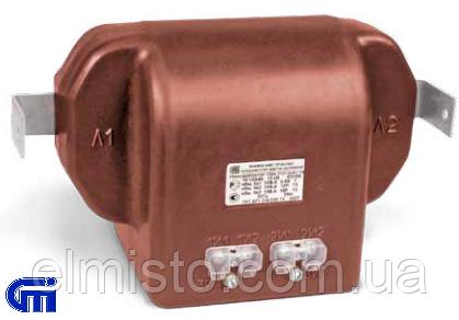 ТПЛ 10 М 400/5 кл.т. 0,5S опорно-проходной трансформатор тока с литой изоляцией на класс напряжения до 10 кВ