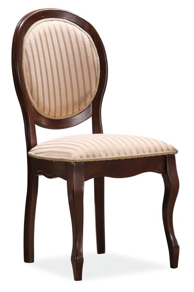 Кресло FN-SC (темный орех, серый) (Signal)