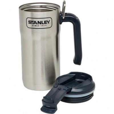 Термокружка STANLEY Adventure 0,47 L Сталева 10-01901-004