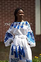 Вечернее платье  бохо вышиванка лен,этно,бохо шик,вишите плаття,на свадьбу, выпускное платье