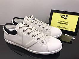 Мужские белые кроссовки Louis Vuitton