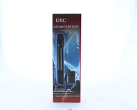 Радиомикрофон, микрофон прищепка  UKC 192B  DM