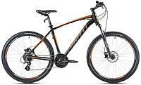 """Велосипед 29"""" SX-4700 2017 рама 19"""" чорний/матовий (SP000102) SPELLI"""