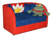 Диван детский Лягушка спальное место: 180х122 см.