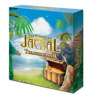 Шакал. Остров Сокровищ (Jackal: Treasure Island) настольная игра