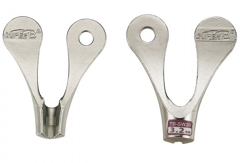 Ключ SuperB TB-SW20 для шприх на ніпель 3.23 мм