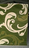 Ковер рельефный Legenda 0313 green