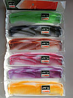 Расческа для волос пластик  размер 21,5*6 см