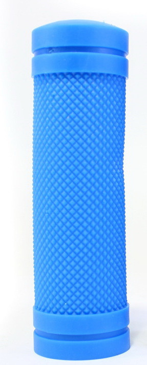 Грипсы SPELLI SBG-660 90мм синий