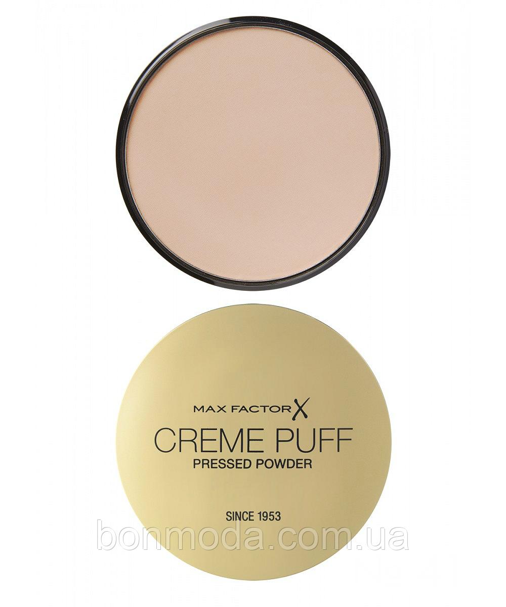 Пудра Max Factor Creme Puff Pressed Powder (Natural) № 50