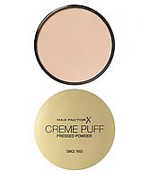 Пудра Max Factor Creme Puff Pressed Powder (Candle Glow) № 55