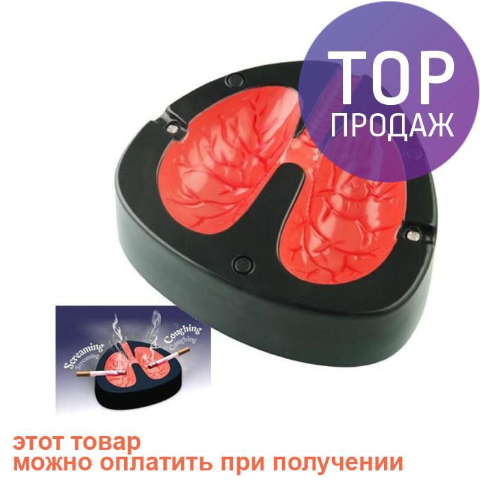 Подарок-прикол - пепельница кашляющая, прикольный подарок / Курительные принадлежности - БРУКЛИН интернет-гипермаркет в Киеве