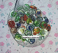 Декоративный стеклянный камень, Адель