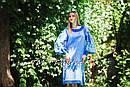 Стильное платье  бохо вышиванка лен, этно, бохо шик, вишите плаття, на свадьбу, выпускное платье, фото 2