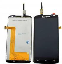 Тач (сенсор) + матрица  Lenovo S820  модуль