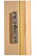 Дверь для сауны Sateen Tesli 2000*700 матовая, фото 3