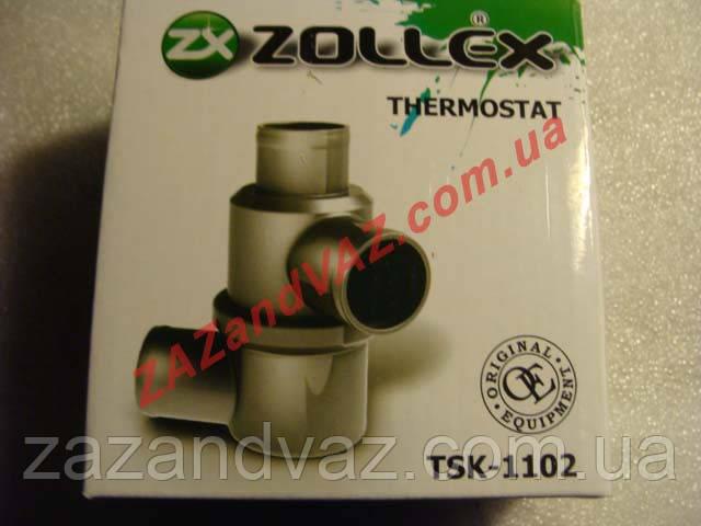 Термостат Таврия 1102 Славута 1103  Zollex Польша TSK-1102