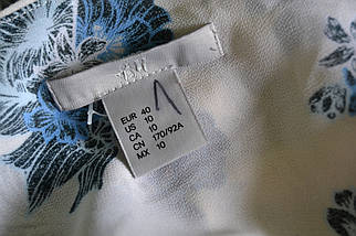 Цветочный топ на бретельках H&M, фото 3