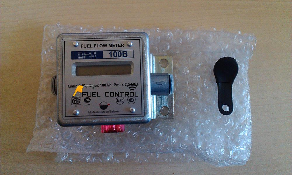Счетчик топлива DFM 100B