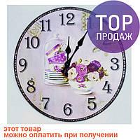 Часы настенные Ч503-6 / Интерьерные настенные часы