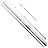 Фидер Brain Apex Double 3.6m carp rod: 3,5lb; feeder rod: up to 150g