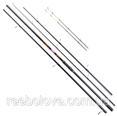 Фидер Brain Apex Double 3.6m carp rod: 3,25lb; feeder rod: up to 130g