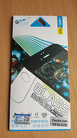 Защитные пленка-стекло Flexible Meizu M5 Note  9Н 0.22мм