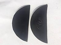 Рубец на задник П/У , цвет черн