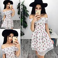 Платье женское 33822 Платья женские летние
