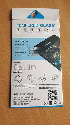 Защитные пленка-стекло Flexible для HTC One M8   9Н 0.22мм, фото 2