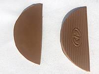 Рубец на задник П/У, цвет коричневый