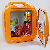 Мини холодильник для авто, дома и офиса