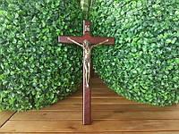 Коллекционная настенная статуэтка Veronese Крест с Иисусом WU76807A13