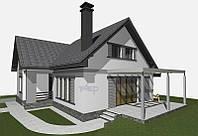 Вентиляция дома до 180 м2