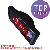 Часы Led Digital Clock CX-818 / Интерьерные настольные часы
