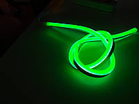 LED неон гибкий Dream light 24V IP68 зелёный